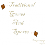 Traditional Games and Sports in Portugal